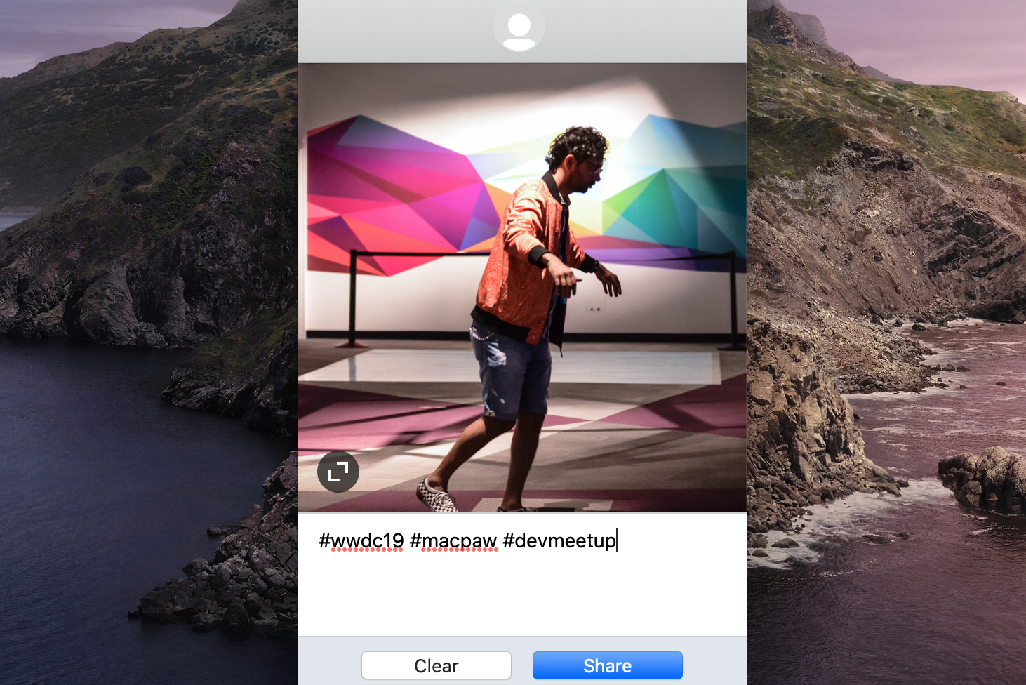 How to post on Instagram from Mac using Uplet, an Instagram app for Mac