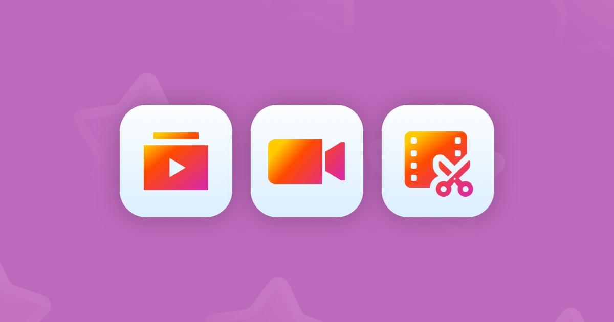 Các ứng dụng chỉnh sửa video iPhone tốt nhất là gì? YouTube??? 1