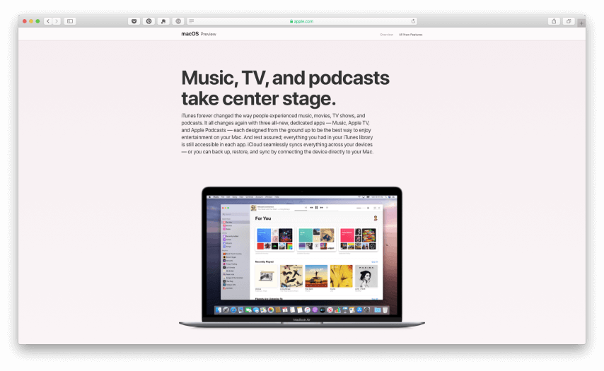macOS Catalina features and installation guide