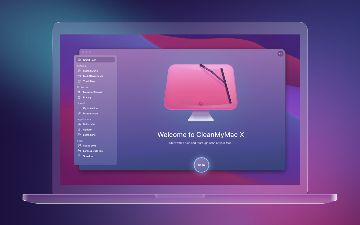 CleanMyMac X: The Best Mac Cleanup App for macOS. Get a Cleaner Mac in Minutes.
