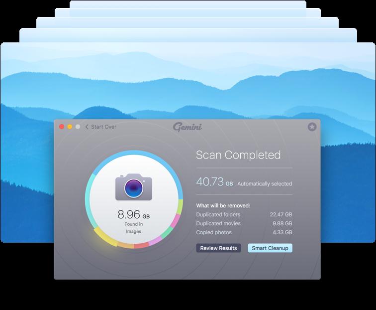 Gemini Mac 破解版 最好用的重复文件搜索清理工具-麦氪派