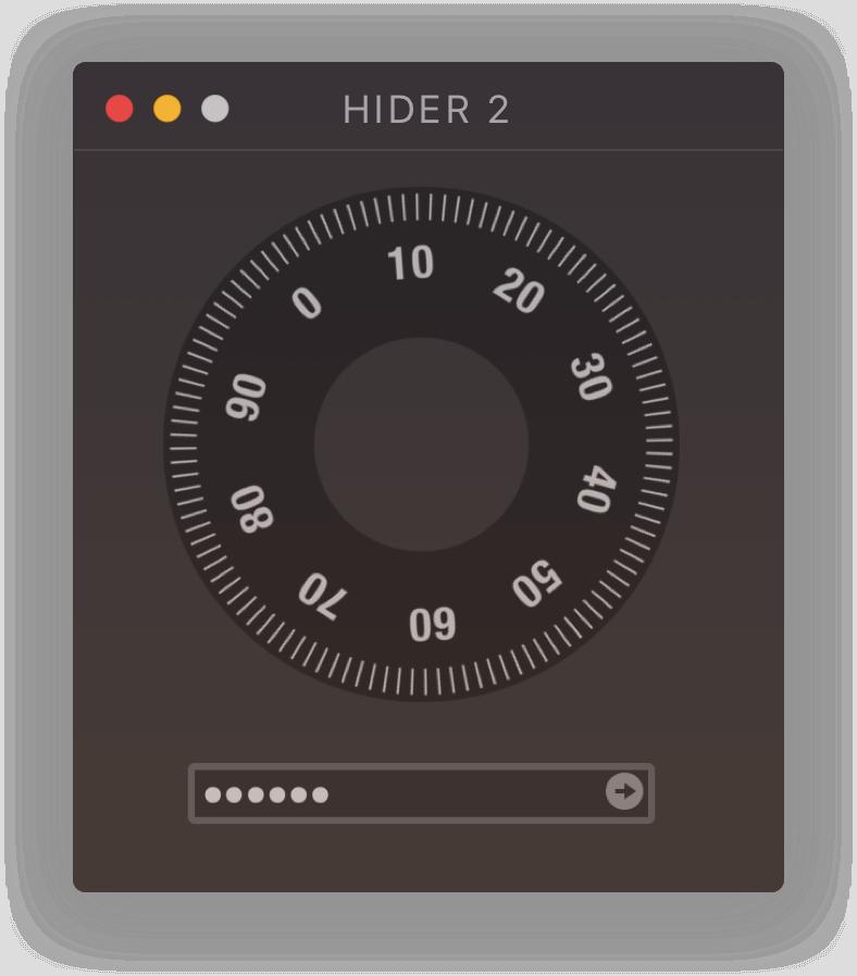 Download Macpaw Hider 2
